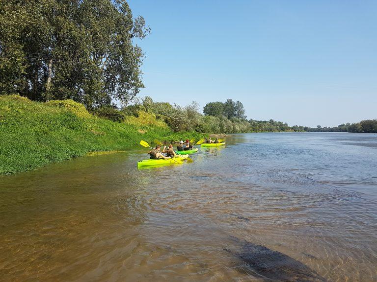 Galeria Spływ rzeką San