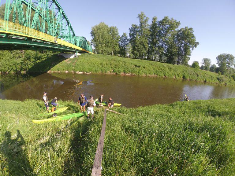 Galeria Spływy rzeką Wisłok